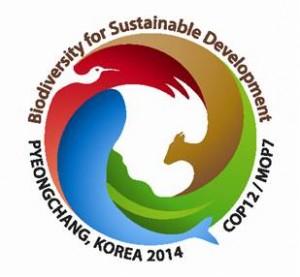 CBD COP12 Logo