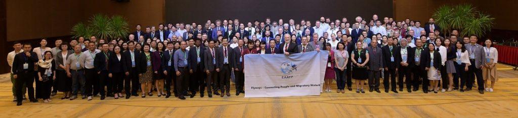 Group photo at MoP10