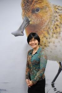 Tomoko Ichikawa © EAAFP