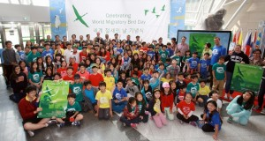 World Migratory Bird Day 2014 Ceremony, All Group Photo© EAAFP